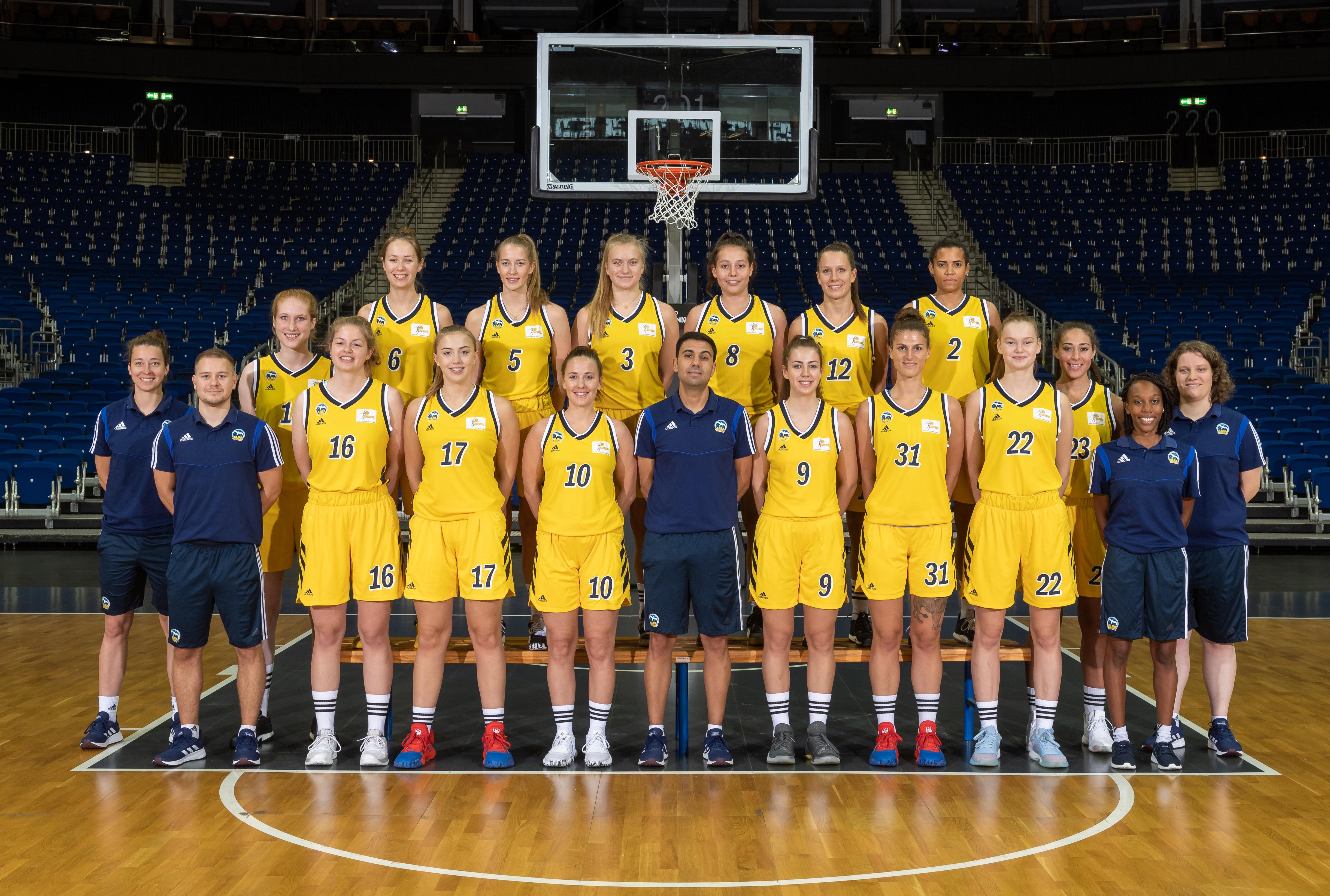 Basketball Damen 2. Bundesliga